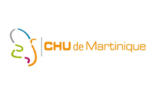 Logotype CHU de Martinique