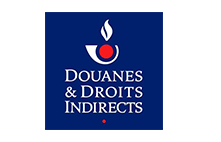 Logotype Douanes et droits indirects