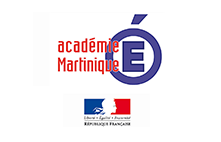 Logotype Académie Martinique